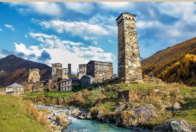 Svaneti. The gateway to the wild Caucasus