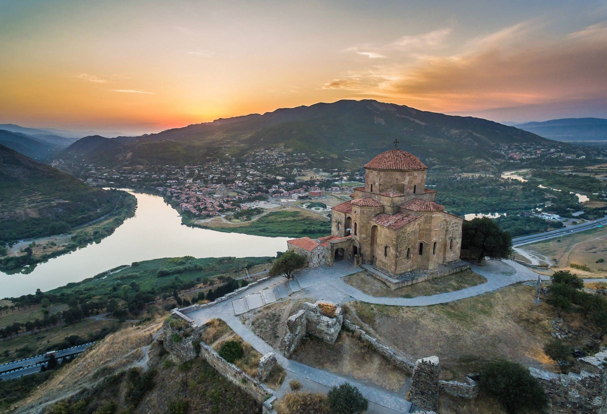 Mtskheta. The second Jerusalem